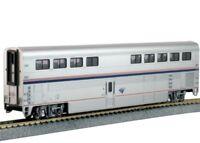 Kato 35-6073 HO Scale Amtrak Superliner Diner Phase VI #38021