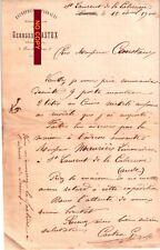 Document 12/04/1900 GEORGES CASTEX Construction - St-Laurent de la cabrerisse 11