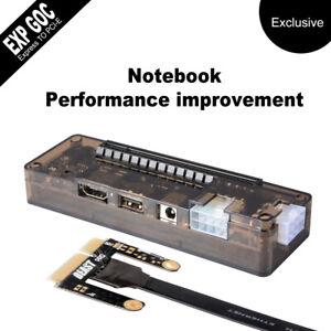 V8.0 EXP GDC Laptop External Independent Graphics Card Dock Mini PCI-E for Beast