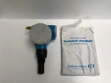 ENDRESS+HAUSER FMU40-AND1D5 PROSONIC M ULTRASONIC LEVEL TRANSMITTER