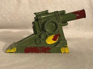 Manoil Coastal Defense Artillery Gun Barclay