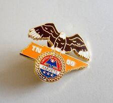 American Veterans AMVET TN 09 Eagle Pinn Broach Lapel Pin
