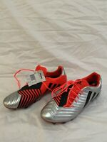 Adidas Predator Incurza UK 12.5 Rugby / Football Boots New
