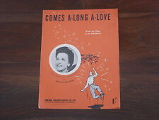 Comes A-Long A-Love sheet music by Betty Driver