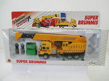 Truck Monster 52035 DIE-CAST METAL SUPER brummis ws3890