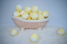 Bath Bomb Fizzy 14 Pack of 3.oz Honeycom scents Lush & Luxurious