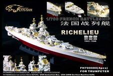 Flyhawk PE 1/700 French Battleship Richelieu FH 700080