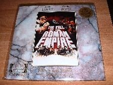 Laserdisc : THE FALL OF THE ROMAN EMPIRE - S Loren  Lingua Inglese