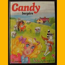 Candy-Candy CANDY BERGÈRE 1981