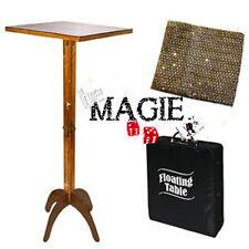 Table en lévitation - Tour de magie scène