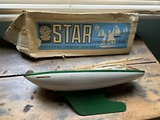Wooden Toy Boat in Other Vintage & Classic Toys for sale | eBay