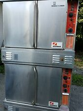 Southbend Marathoner Natural Gas Double Stack Convention Oven used Very Nice