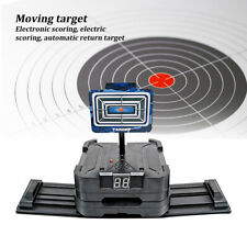 Electric Scoring Target High Precision Auto Moving Gun Target for Sports Toys