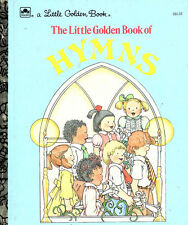 a Little Golden Book-The Little Golden Book of HYMNS-1985-LN