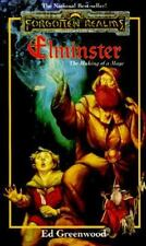 The Elminster: The Making of a Mage by Ed Greenwood (1995, Paperback)