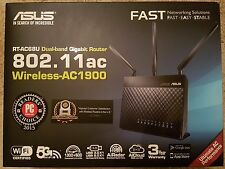 ASUS Wireless AC1900 Dual Band Multifunctional Wireless Router (RT-AC68U)