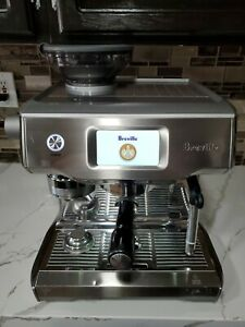 Breville BES990 BSS/C Fully Automatic Espresso Machine, Oracle Touch
