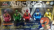 BANDAI Power Rangers Super Megaforce Sentai GOKAIGER Ranger Key Set DX  Special