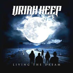 Uriah Heep Living The Dream 12x12 Album Cover Replica Poster Print