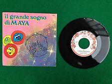 "Disco 45"" (1986) TILLY - IL GRANDE SOGNO DI MAYA / SANREMINI - MUPPET BABIES"