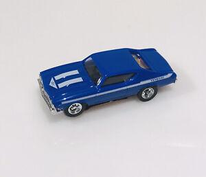 dash motorsports Tjet model motoring blue yenko camaro ho slot car
