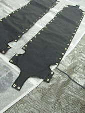 Hobie Cat 18 SX Wing Trampolines Pair Black Mesh New