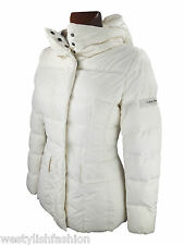 CALVIN KLEIN COLLECTION giubbotto donna bianco € 480,00 woman white jacket 42