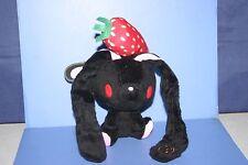 "Chax-GP Gloomy Bear Black All Purpose Rabbit Carrot berry Plush Doll 6.4"" CGP382"
