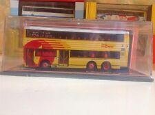 Corgi 43214 3 axle Leyland Olympian Capital Citybus. B.N.I.B