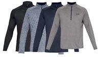 Under Armour Men's UA Tech 2.0 1/2 Zip Long Sleeve Shirt Style #1328495