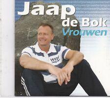Jaap De Bok-Vrouwen cd single