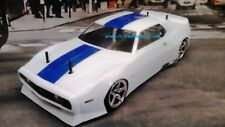 Custom Painted Body J-71 Trans-Am VTA for 1/10 RC Drift Cars Touring HPI 200mm