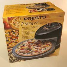 Presto Pizzazz Pizza Oven Stock No. 03430 in ORIGINAL BOX