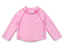 i play.® by green sprouts® Long Sleeve Size 6M Rashguard in Light Pink
