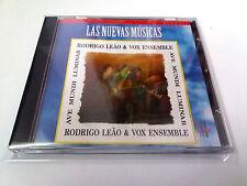 "RODRIGO LEAO & VOX ENSEMBLE ""AVE MUNDI LUMINAR"" CD 13 TRACKS COMO NUEVO"