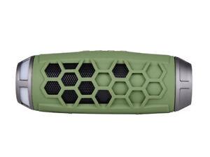 SONIQ Portable Bluetooth Speaker- Model: ABTS200GR (GREEN)