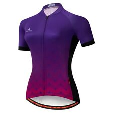 Women's Cycling Jersey Clothing Bicycle Sportswear Short Sleeve Bike Shirt J82