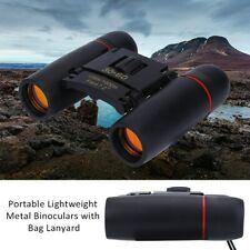 30 x 60 Zoom Mini Day Night Vision Binoculars Outdoor Travel Telescope with Bag