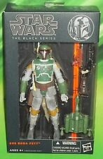 Star Wars BLACK SERIES 6 INCH  #06 BOBA FETT FIGURE