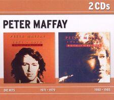 """PETER MAFFAY """"2IN1: DIE HITS 71 - 85"""" 2 CD NEU"""