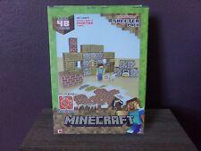 Giochi Preziosi Minecraft - Construction Shelter Pack