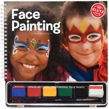 Klutz Face Painting Craft Kit by Editors Of Klutz