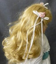 """12"""" / 30cm DOLL WIG FOR VINTAGE DOLL,  WIG for Antique Doll, doll wig"""