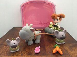 Disney Animators Collection Mini Doll Playset -  Anna