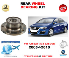 FOR VW PASSAT REAR WHEEL BEARING 2005->2010 3C2 SALOON LEFT or RIGHT HAND SIDE