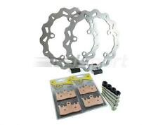 Galfer Wavy Brake Discs And Pads Wave Rotors Oversize BMW R1200GS LC 2013 - 2017