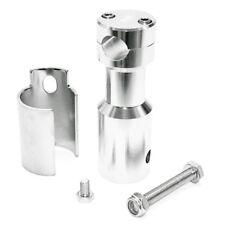 Cuesta Abajo Manillar Grabación Abrazadera Del en aluminio para PEUGEOT LUDIX 50