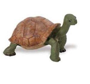 Safari ltd 272529 Giant Tortoise 3 1/8in Series Wild Animals