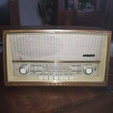 Grundig 2340 tubos radio