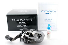 Shimano 17 Chronarch MGL 150HG Right Handed Bait Casting Reel with Box  448368